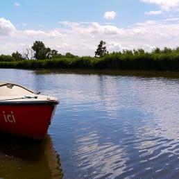 varen in Midden-Delfland