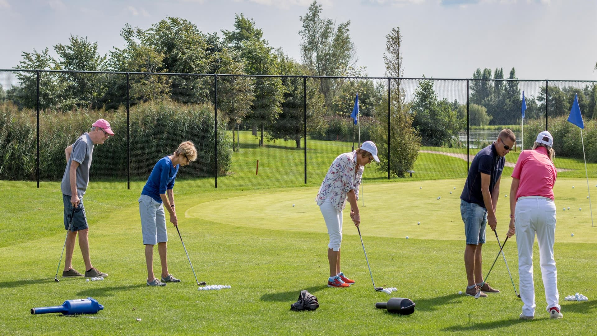 Golfbaan Delfland - clinic